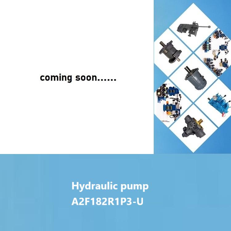 A2F182R1P3-U pump