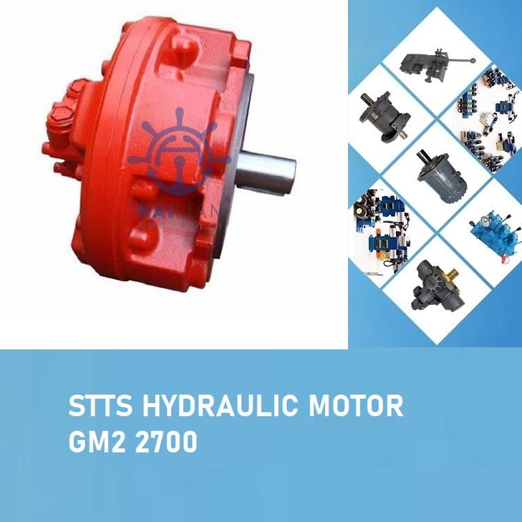 GM2 2700 DRW.NO.1181-9350 HYDRAULIC MOTOR